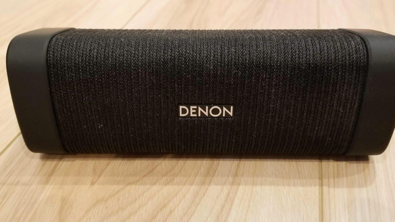 DENON ポータブルワイヤレススピーカー DSB-50BT-BK